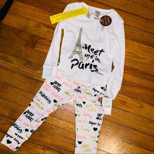 NWT PAJAMA SET